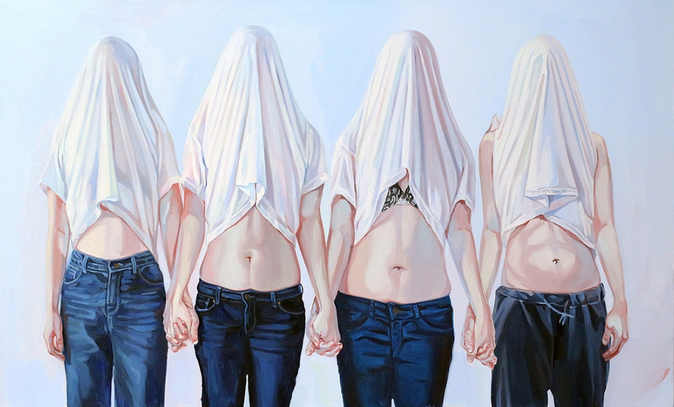 Jee Hwang_7_Let's not see each other again III  _40x68_2014